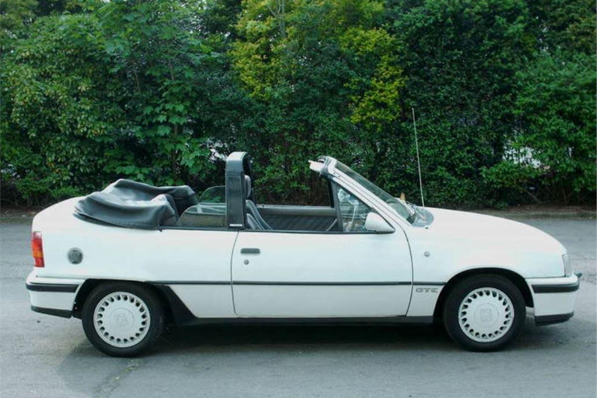 Top 10 1980s 90s Four Seater Convertibles Honest John